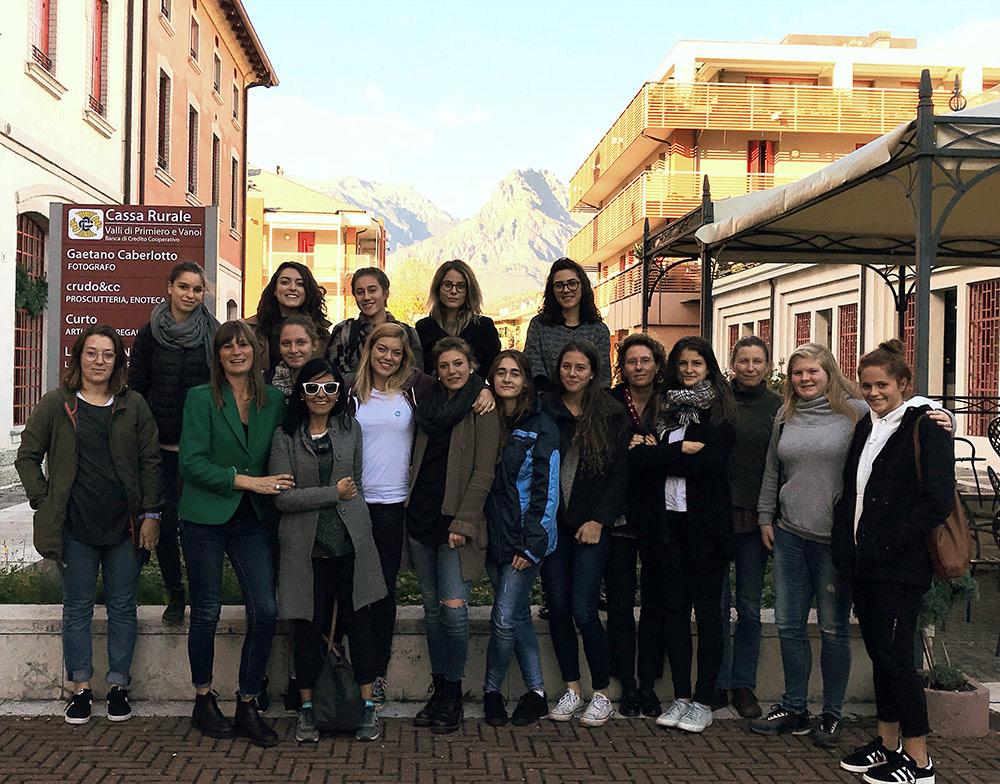 Respect Equality incontra Chiara Moretti di Comportamento Maschile