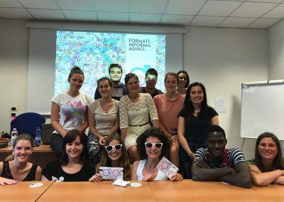 19/06/2017 a Feltre – Incontro con ragazzi in Servizio Civile